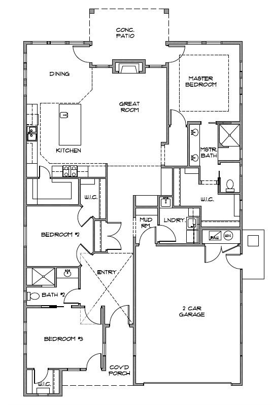 Boise New Home Builder Belveal Construction 2014